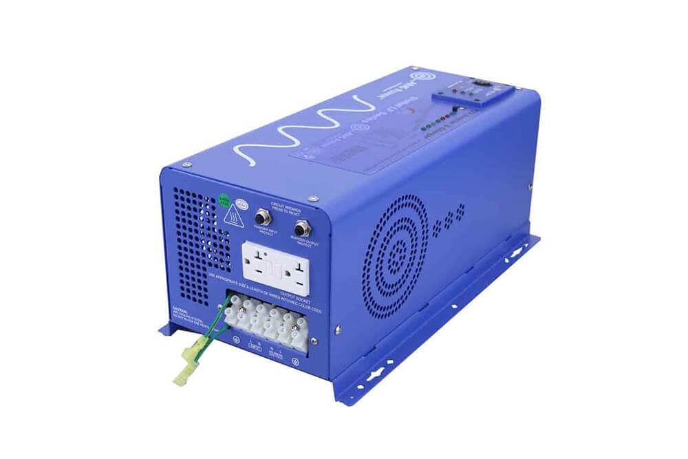 AIMS 3000 Watt (PICOGLF30W12V120VR) Pure Sine Inverter