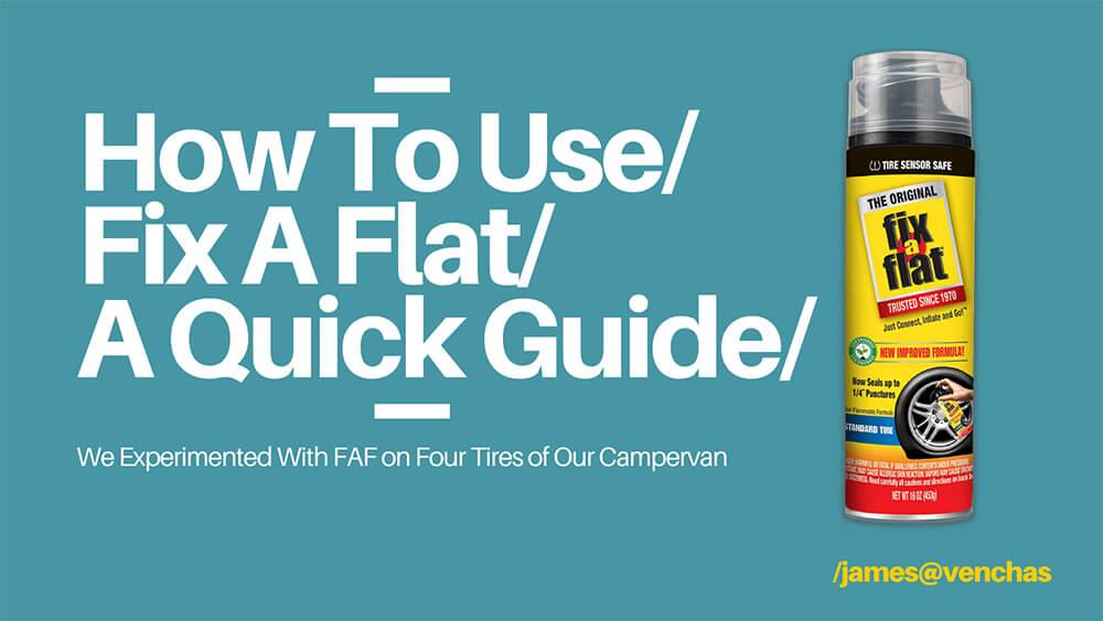 Fix A Flat Guide Header Green