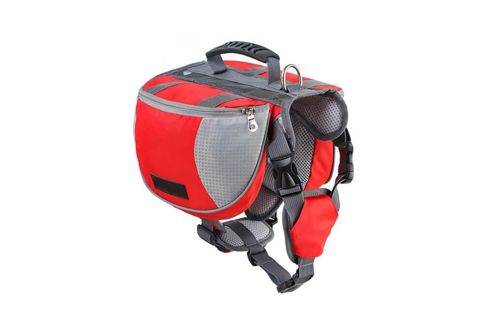 Lifeunion Adjustable Service Dog Supply Backpack Saddle