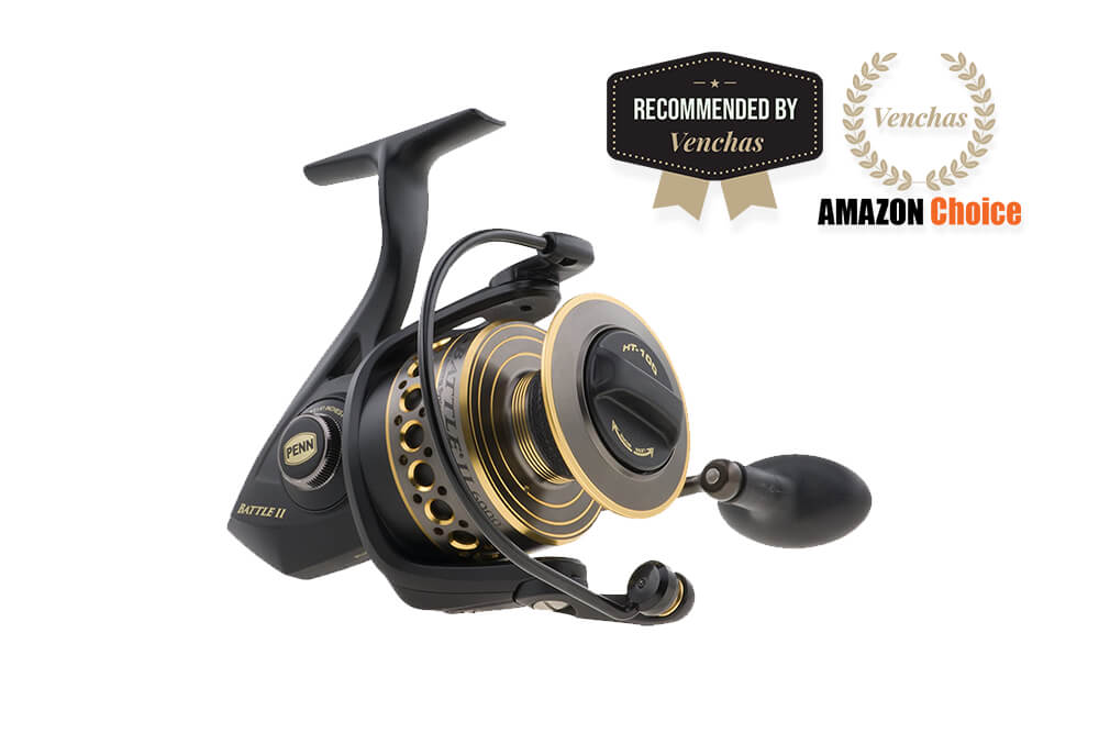 Penn-1338220-Battle-II-5000-Spinning-Fishing-Reel-AMZC