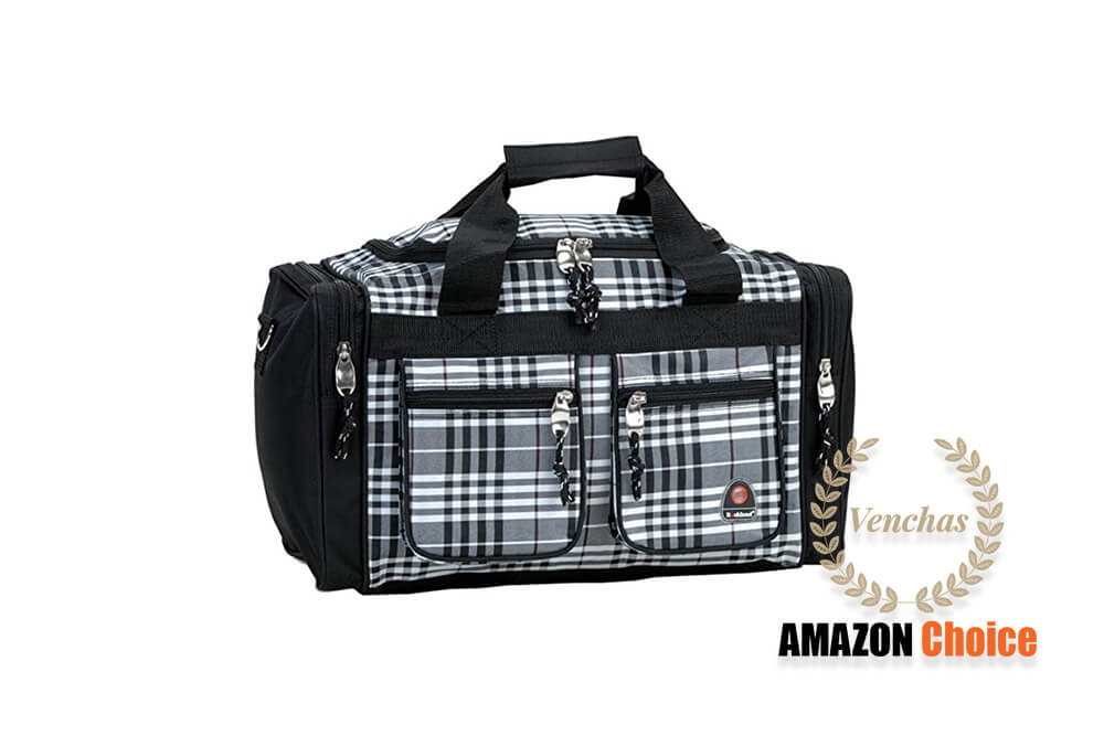 Rockland Duffel Tote Bag