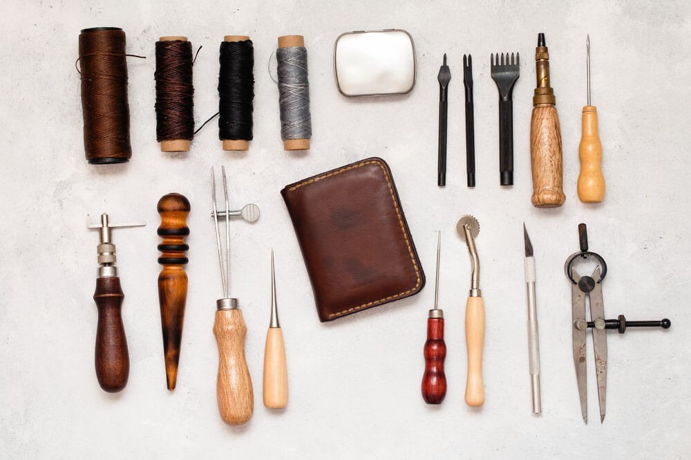 Stitching awl many different awls and tools for leather