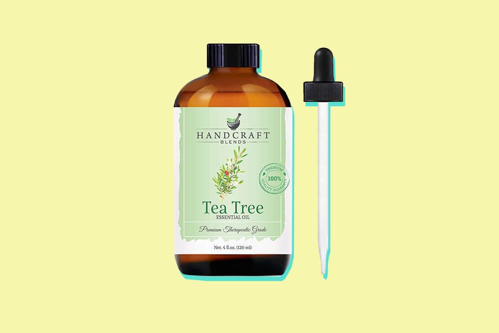 Tea tree oil method